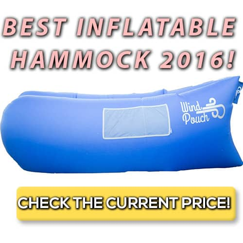 Best inflatable hammock