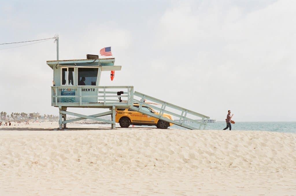 venice beach life guard 2016